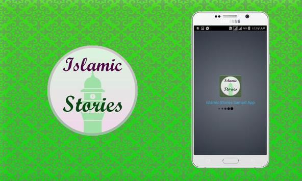 Islamic Stories - Muslims App poster