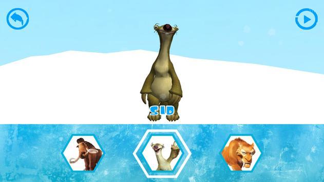 Ice Age AR - Collision Course apk screenshot