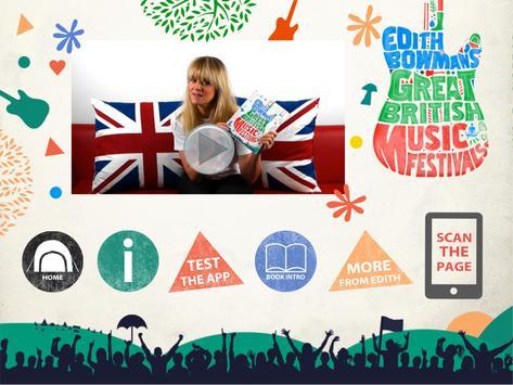 Edith's GB Music Festivals apk screenshot