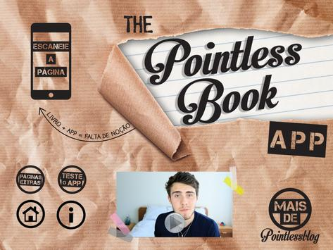 The Pointless Book Brasil apk screenshot