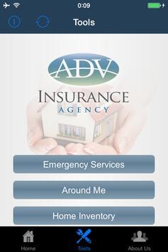 ADV Insurance poster