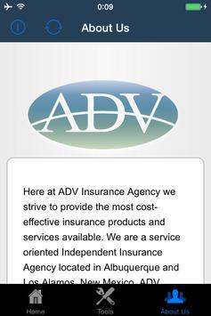 ADV Insurance apk screenshot