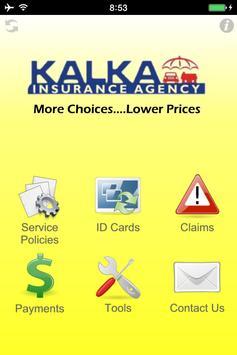 Kalka Insurance poster