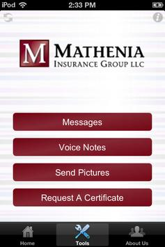 Mathenia Insurance apk screenshot