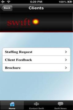 Swift WWR apk screenshot