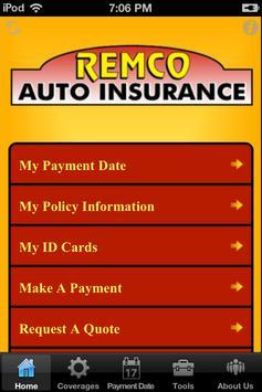 Remco Insurance poster
