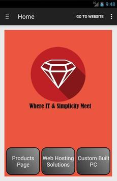 Red Ruby IT Service poster