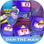 Guide for Dan The Man icon