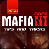 Guide & Maps Mafia 3 icon