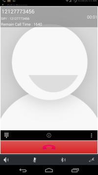 GosSIP Mobile VoIP Dialer apk screenshot