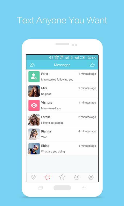 c date app