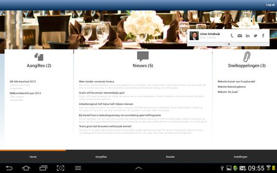 Accountancy Portal apk screenshot
