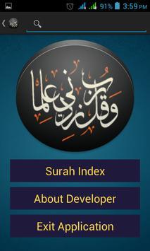 Refer2Quran Sindhi Book apk screenshot
