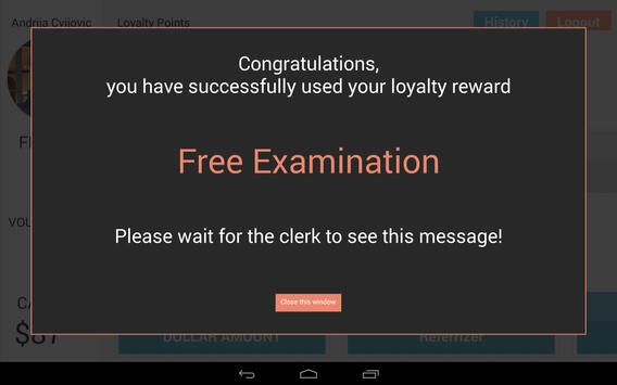 Referrizer for Business apk screenshot