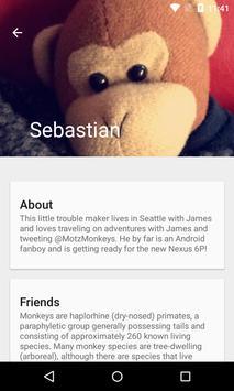 Monkeys App apk screenshot