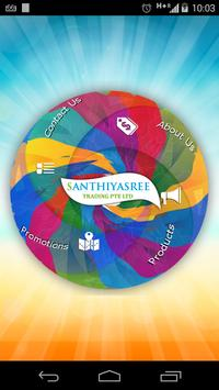 Santhiyasree Trading Pte Ltd apk screenshot