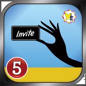 Mild Tap Invite-5 icon