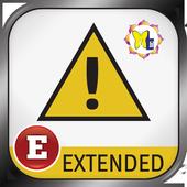 Mild Tap Safety Alert-E icon