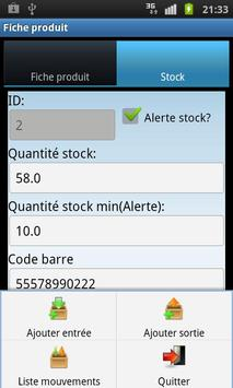 StockProManager Trial apk screenshot