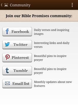 Bible Promises apk screenshot