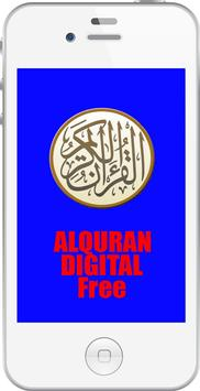 Alquran Digital Pro poster