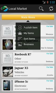 Virunga Market - Classifieds apk screenshot