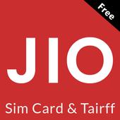 Free Jio SIM & Plan Details icon