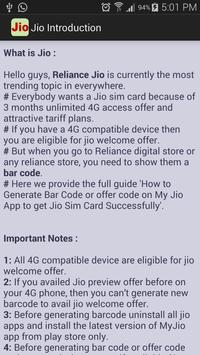 Free Sim,Plans and Details apk screenshot