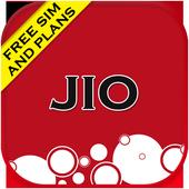 Free Jioo SIM And Plan Details icon