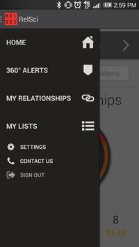 RelSci - Relationship Science apk screenshot