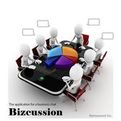 Bizcussion icon
