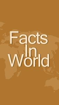 Facts in World poster