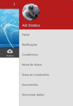 Alô Síndico apk screenshot