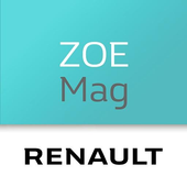 RENAULT ZOE MAG LU. Mobile icon