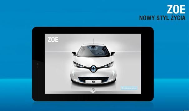 RENAULT ZOE MAG PL Mobile apk screenshot