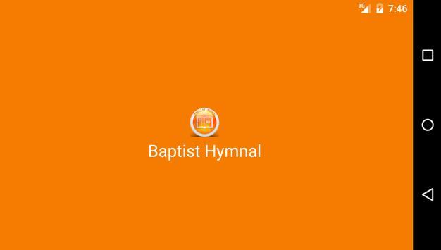 Baptist Hymnal apk screenshot