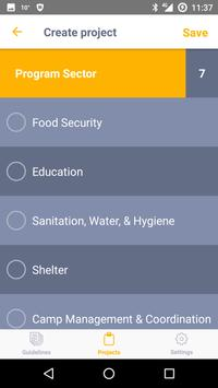 Protection Mainstreaming apk screenshot