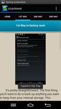 Factory Reset Android Phone poster