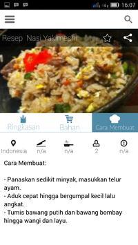 RESEP MASAKAN INDONESIA (BUKU) apk screenshot