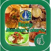 Resep Masakan Jakarta icon