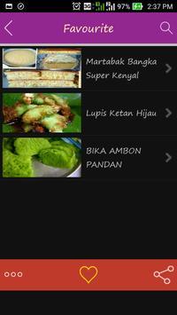 Resep Kue Basah Tradisional apk screenshot