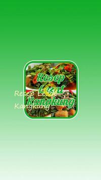 Resep Lezat Kangkung poster