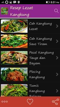Resep Lezat Kangkung apk screenshot