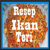 Resep Ikan teri icon