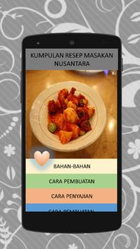Resep Kue Kering Nusantara apk screenshot