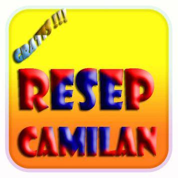 Resep Camilan poster