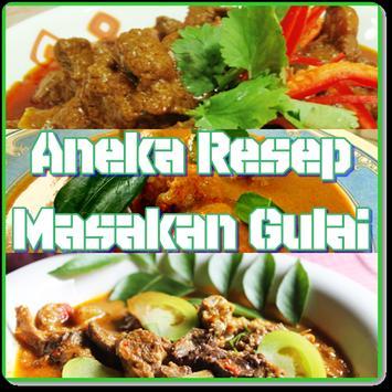 Aneka Macam Resep Olahan Gulai poster