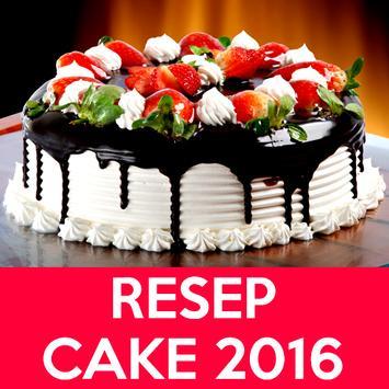 Resep Cake 2016 poster