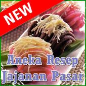 Aneka Resep Jajanan Pasar icon