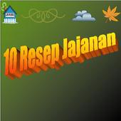 10 Resep Jajanan icon